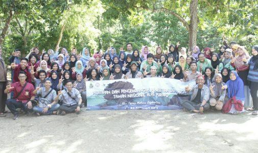 Pelatihan dan Pengembangan Penelitian Lapangan (P3L) Taman Nasional Alas Purwo