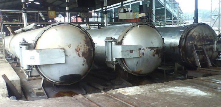 Investigasi Tekanan Siklon pada Industri Boiler